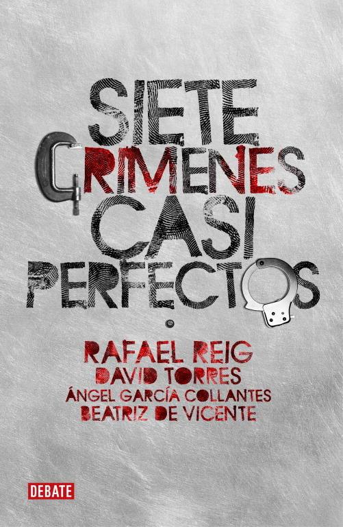 Siete crimenes españoles casi perfectos