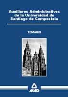 Auxiliar administrativo de la universidad de santiago de com