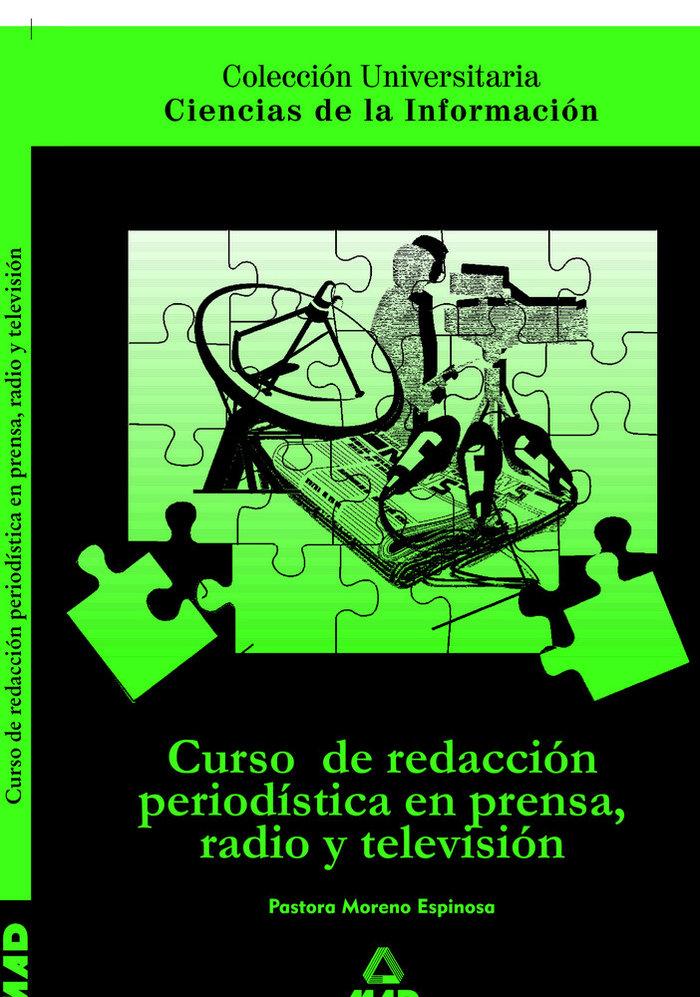 Curso redaccion periodistica en prensa/radio/television