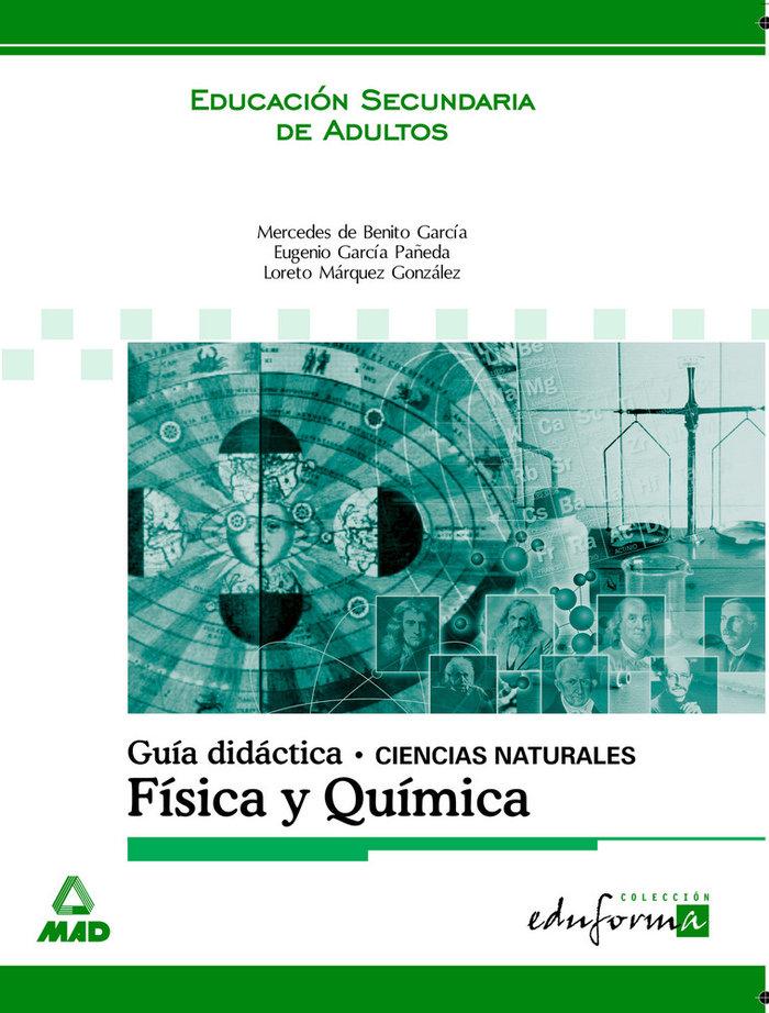 Fisica y quimica guia didactica