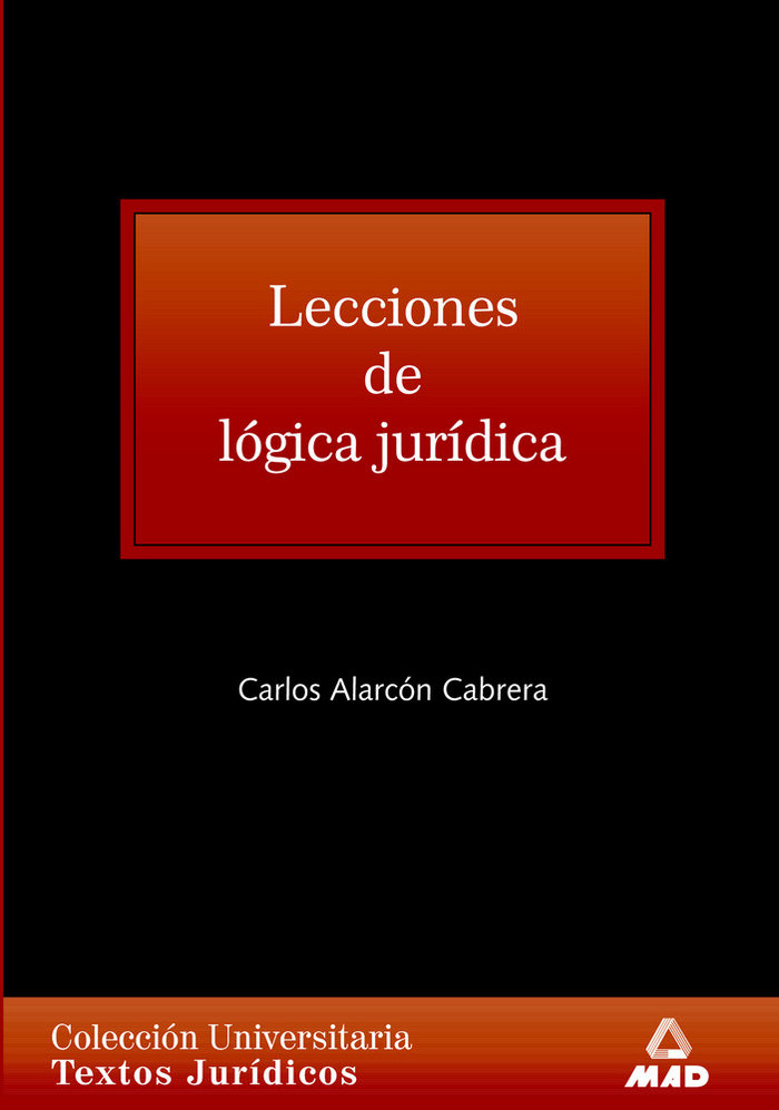 Lecciones logica juridica