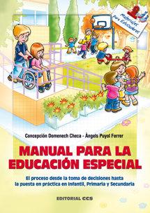 Manual para la educacion especial