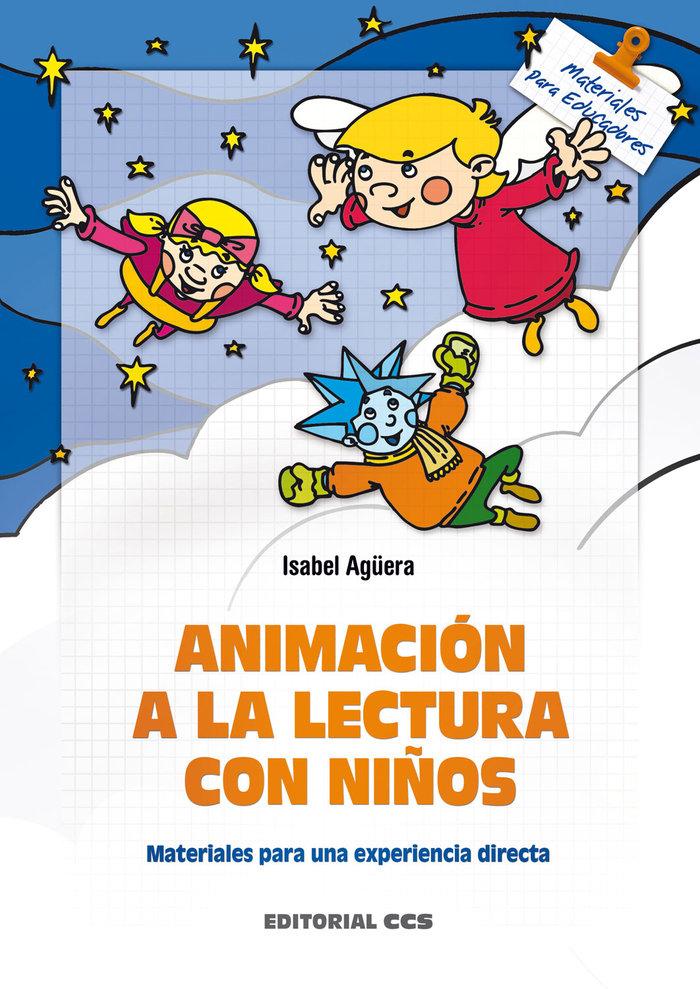 Animacion de la lectura con niños