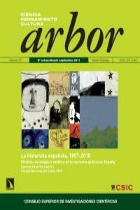 Arbor 187 septiembre 2011 la historieta española 1857 2010