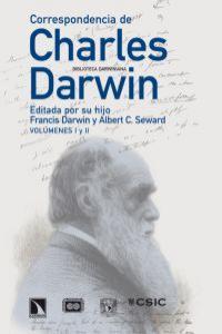 Correspondencia de charles darwin 2 volumenes