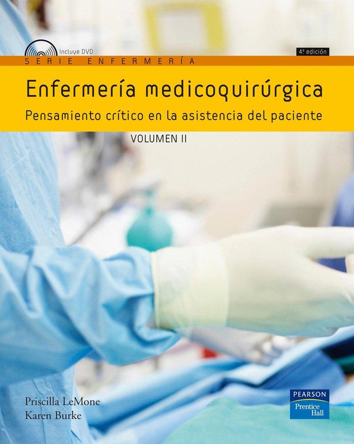 Enfermeria medicoquirurgica vol.ii 4ªed