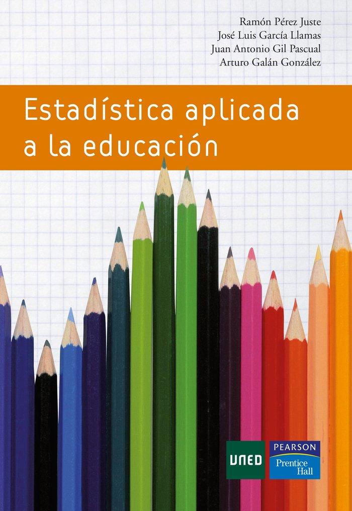 Estadistica aplicada educacion