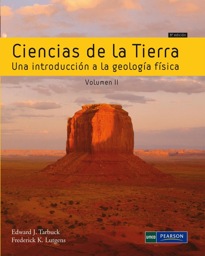 Ciencias de la tierra int.geologia fisica ii 8ªed