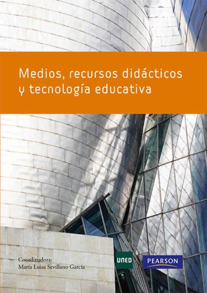 Medios recursos didacticos y tecnologia educativa