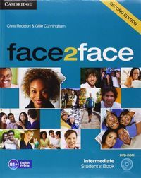 Face 2 face intermediate st+handb.+cd 13 b1+ 2ªed