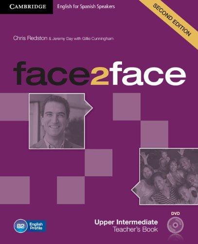 Face2face for spanish speakers upper intermediate