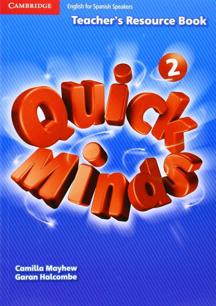 Quick minds level 2 teacher's resource book