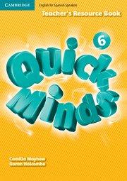 Quick minds level 6 teacher's resource book spanis