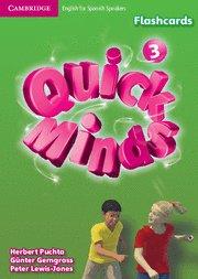 Quick minds level 3 flashcards