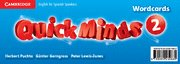 Quick minds level 2 wordcards