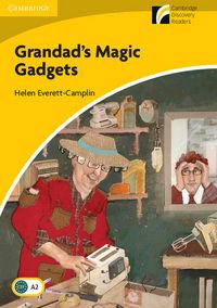 Grandads magic gadgets cexr2