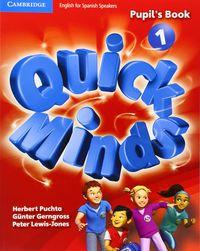 Quick minds 1ºep st 14