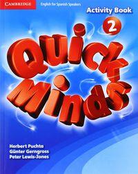 Quick minds 2ºep wb 14