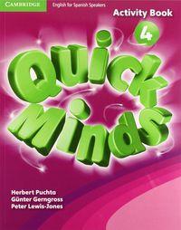 Quick minds 4ºep wb 15