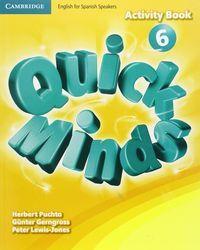 Quick minds 6ºep wb 15