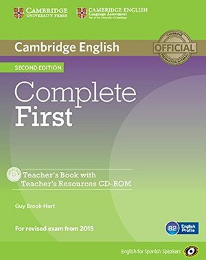 Complete first certificate teachers resource pack