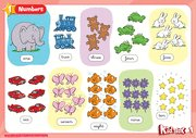 Kid's box for spanish speakers  level 1 posters 2n