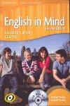 English in mind starter st+dvd 11 spanish speak.