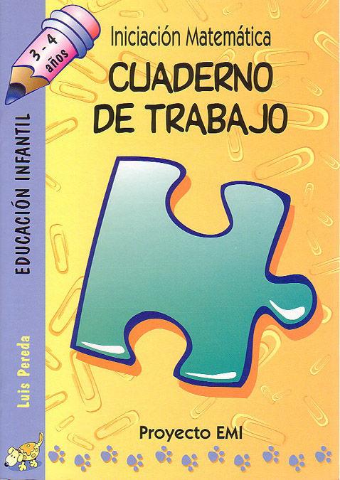 Cuaderno matematicas 3años pereda
