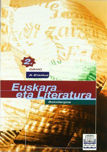 Euskara literatura a 2ºnb beste batzuk