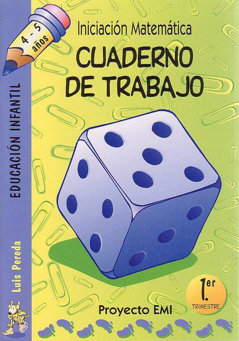 Cuaderno matematicas i 4años pereda