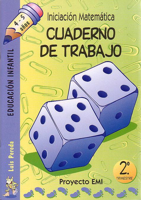 Cuaderno matematicas ii 4años pereda