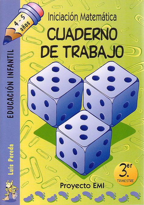 Cuaderno matematicas iii 4años pereda