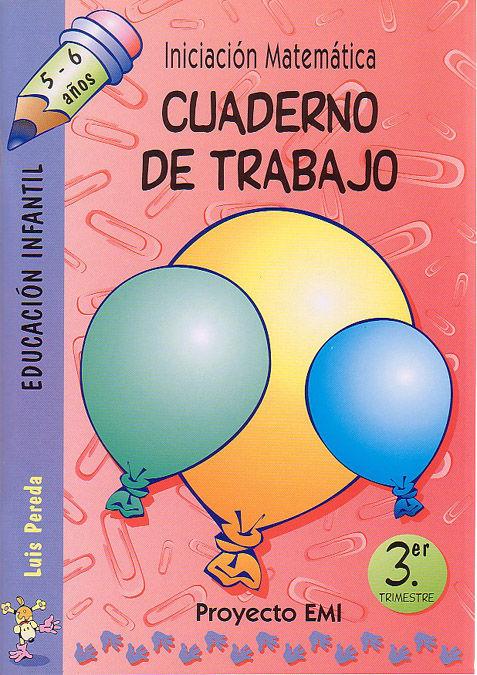 Cuaderno matematicas iii 5años pereda
