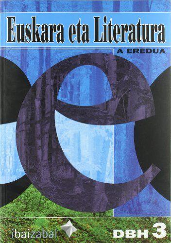 Euskara literatura 3ºeso 04 a eredua