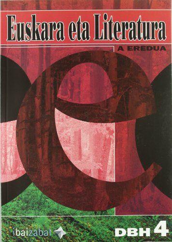 Euskara literatura 4ºeso 04 a eredua