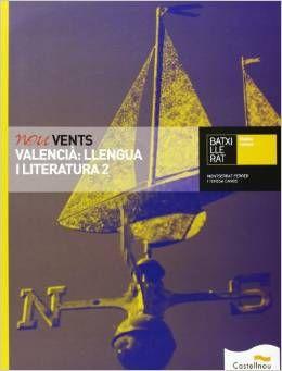 Nou vents. valencia: llengua i literatura 2