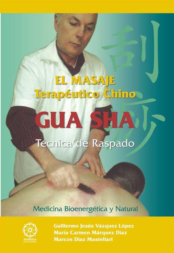 Masaje terapeutico chino gua sha,el