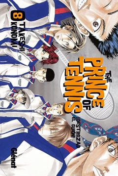 Prince of tennis 8,the