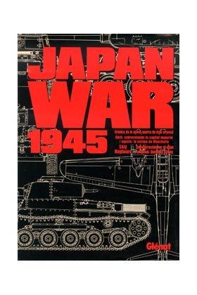 Japan war 1945