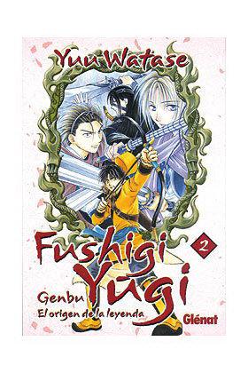 Fushigi yugi 2 genbu el origen de la leyenda
