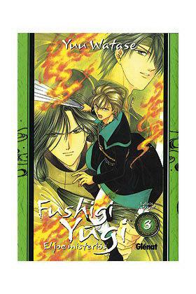 Fushigi yêgi: el joc misterios (edicio integral) 3