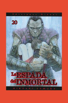 Espada del inmortal 20