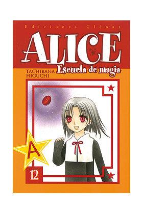Alice escuela de magia 12