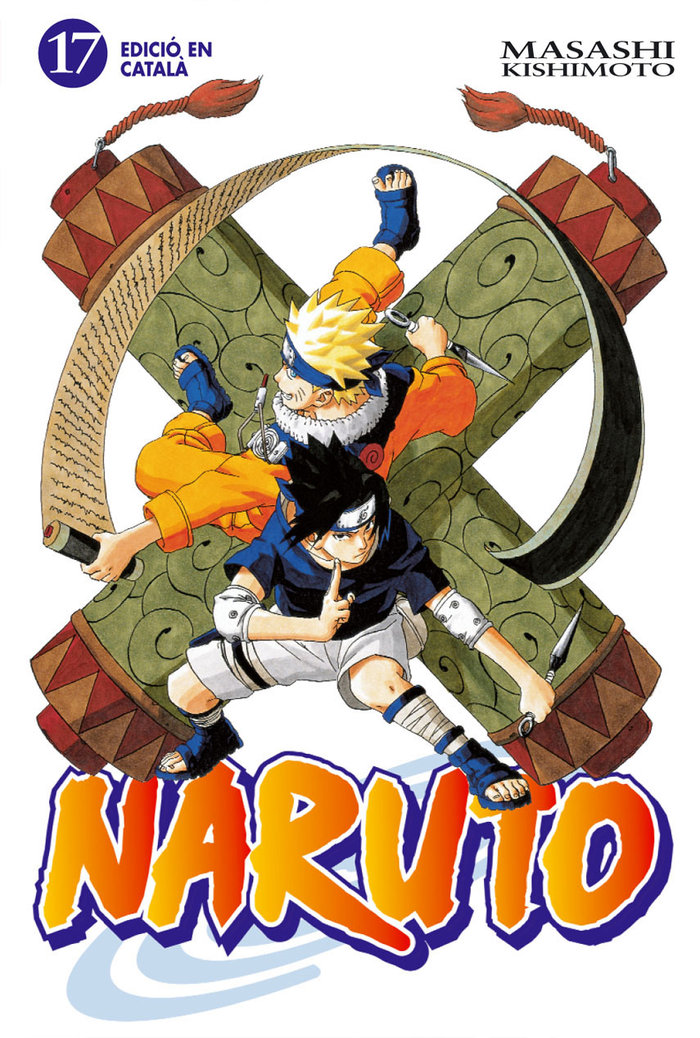 Naruto (edt) cat. nÝ17