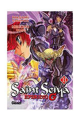 Saint seiya episodio g 13