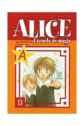 Alice escuela de magia 13
