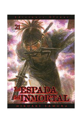 Espada del inmortal 21,la