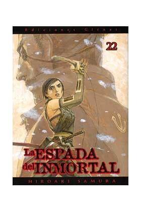 Espada del inmortal 22,la