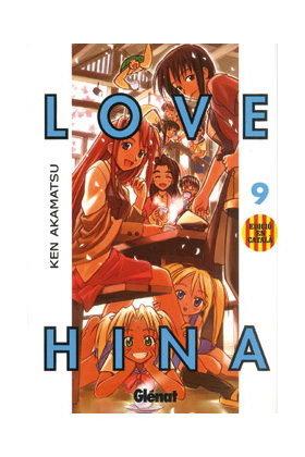 Love hina 9