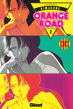 Kimagure orange road 7